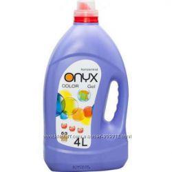 - Гель для стирки цветного белья Onyx 4 л