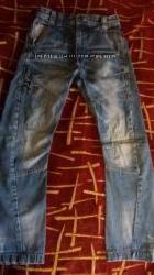 Супер классные джинсы  на рост 122-128