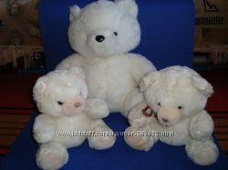 Медведь, мишка мягкие детские игрушки 2 шт.