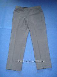 Брюки, штаны мужские классические ф. Crane серые размер 56. 6