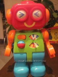 ELC Mothercare. Развивающий робот.