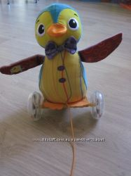 Lamaze Развивающая каталка игрушка Пингвин Уолтер