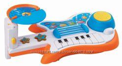 Развивающая игрушка Моя Гитара 3 в 1, VTech Сша