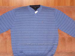свитер Calvin Klein, Tommy Hilfiger оригинал XXL в реале XXXL