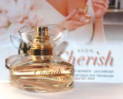 Аромат Cherish Avon цветочный нежный, женственный