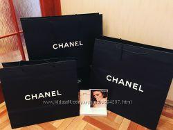 Бутиковые пакеты Chanel. Большой выбор