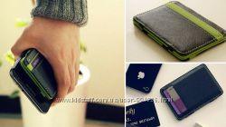 Оригинальный кошелек Magic Money Clip  Зажим для грошей