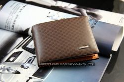 Мужской кошелек портмоне бумажник Pidengbao кожа  Гаманець шкіра 2015