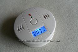 Сигнализация детектор угарного газа с дисплеем Бытовой сигнализатор CO