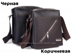 Небольшая мужская сумка мессенджер MEIJIELUO через плечо почтовая плече