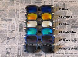 Солнцезащитные очки Ray Ban Wayfarer зеркальные рейбен райбан окуляри 99c06d47c79bc
