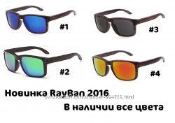 Зеркальные очки Ray Ban wayfarer рейбен райбан окуляри RayBan Новинка f7735eef07850