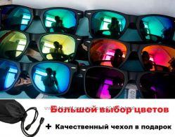 Зеркальные очки Ray Ban Окуляри Rayban в наличии рей бен подарок 58ccef669d2ec