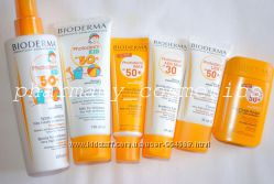Максимальная защита от солнца Bioderma