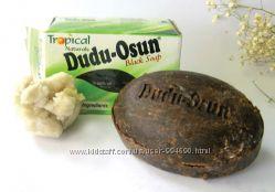 Африканское черное мыло дуду dudu-osun