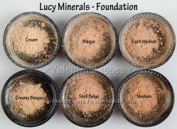 Минеральная пудра Lucy Minerals