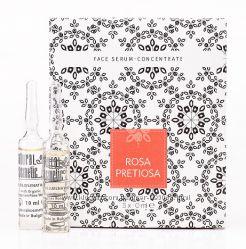 Роскошная сыворотка Rosa Pretiosa от болгарской косметики Natural Cosmetic
