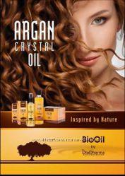 Серия для восстановления структуры волос Argan Crystal Oil Болгария