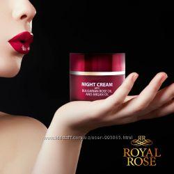Новая серия Royal Rose от болгарской косметики Biofresh