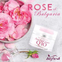 Серия Болгарская Роза от Биофреш