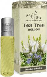 Успокаивающий ролл-он против прыщей Чайное дерево Рефан