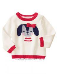 Очаровательный свитерок Gymboree, 2T