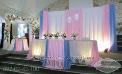 Декор свадеб, украшение залов, церемоний в Мариуполе