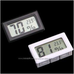 Гигрометр термометр цифровоой высокоточный по Киеву и Украине Цена видео