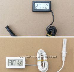 Гигрометр термометр цифровой с выносным датчиком по Киеву и Украине Цена