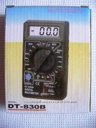 Мультиметр тестер амперметр вольтметр DT-830B