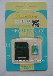 Карта памяти EVO micro SDHC 16Gb 10 class