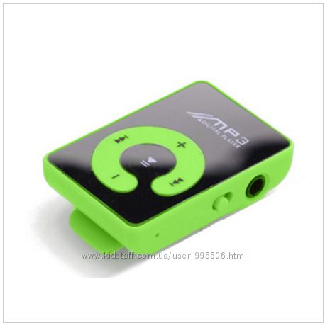 Mp3 плейер, поддержка карт microSD