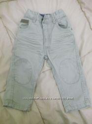 Катоновые штаны джинсы George 1-1. 5 года 68-80 см