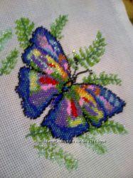 Срочно Бабочка из бисера