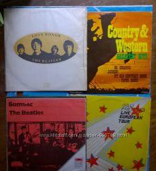 виниловые пластинки и CD POP. ROCK