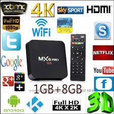 android smart TV MXQ Pro  Amlogic S905 Quad Core 64bit 500 каналов наложка