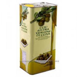 Оливковое масло Olio Extra Vergine di Oliva 5 л олия екстра