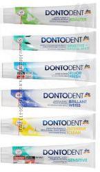 Dontodent зубная паста 26грн