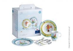Безупречная коллекция посуды для детей Chewy around the world