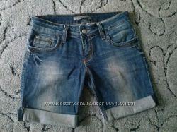 Джинсовые шорты, размер S, M