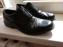 Англійські туфлі 43р Шкіра