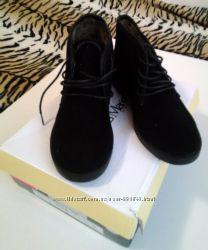 Ботинки chukka для женщиныподростка