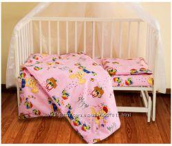 Детское постельное белье от лучших производителей Украины
