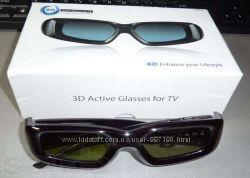 Продам 3D окуляри Samsung