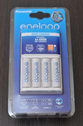 Зарядные устройства Panasonic с 4 аккумуляторами Eneloop 5 видов