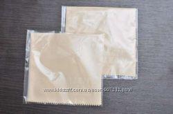 Салфетка микрофибра Green Clean Silky Wipes 25x25см для ЖК мониторов, очков