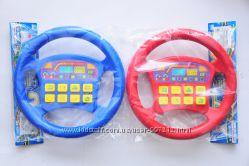 Музыкальный Руль 8 кнопок диаметр 20см