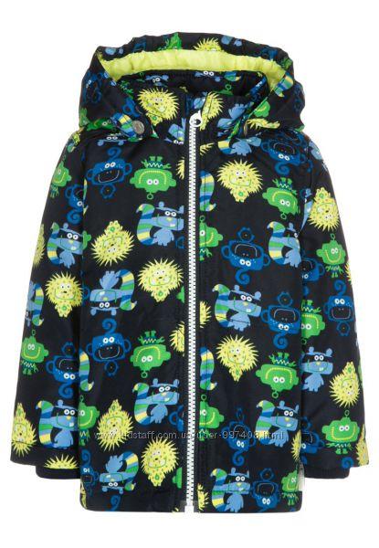 Демисезонная куртка фирмы Name it  размер 1, 5 - 2 года 92 см , отличная