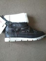 Новые кожаные ботинки 39 р-р S. Oliver