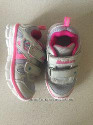 Кроссовки на девочку 13 см Skechers